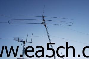 Antenas EA5CH