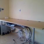 Patas y cables...